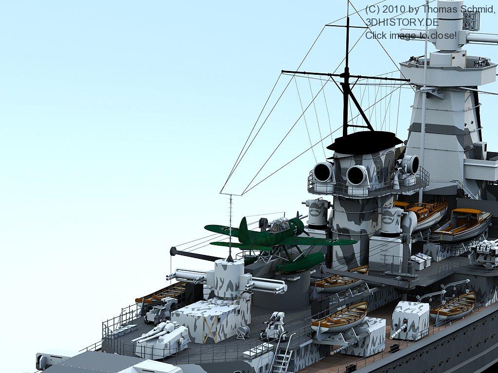 Admiral Graf Spee 3dhistory De