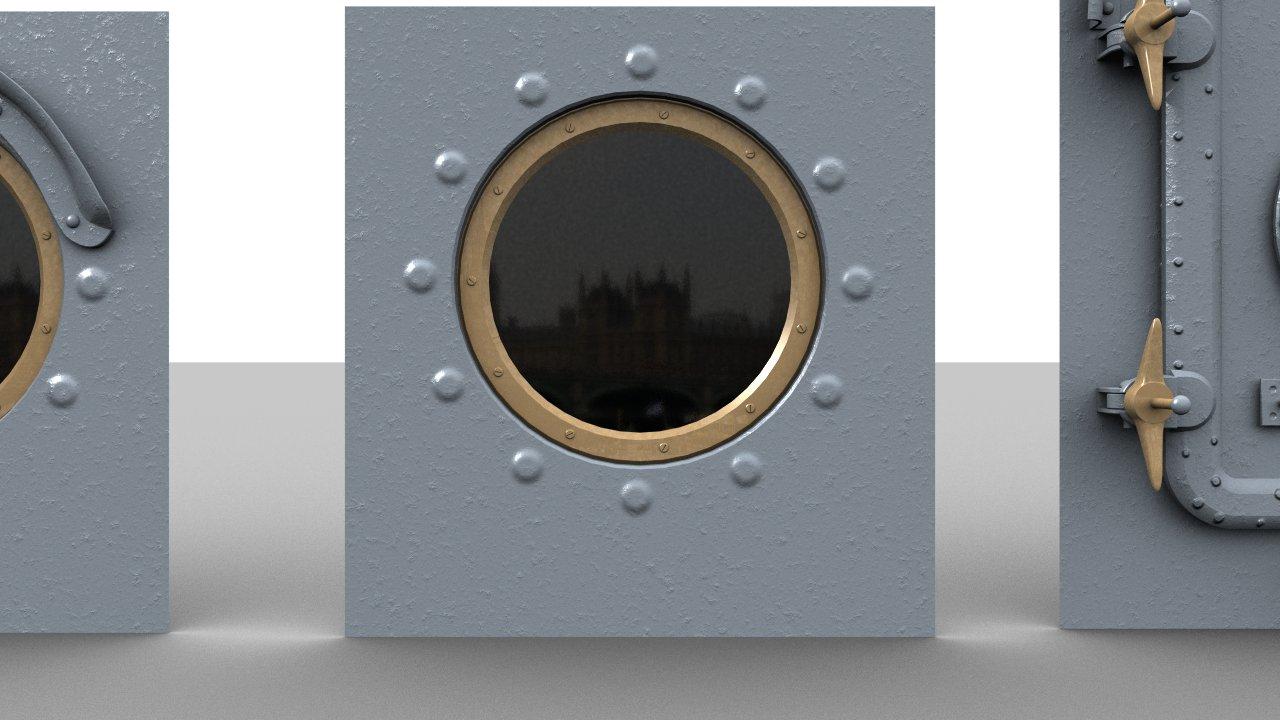 Portholes Doors And Windows 3dhistory De